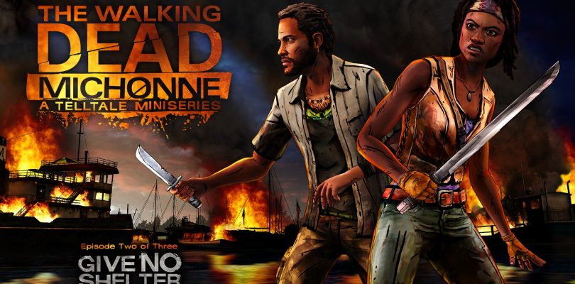 "TWD Michonne – Episode 2 ""Give no Shelter"" hat einen Release-Termin"