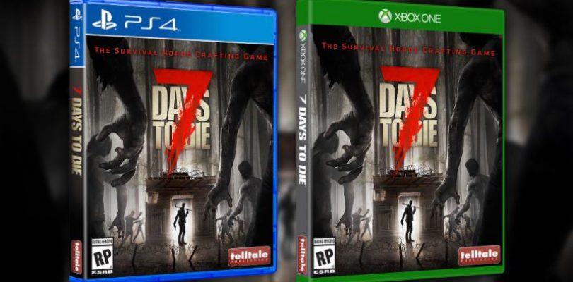 7 Days to Die – Telltale bringt das Spiel auf XBox One und PS4