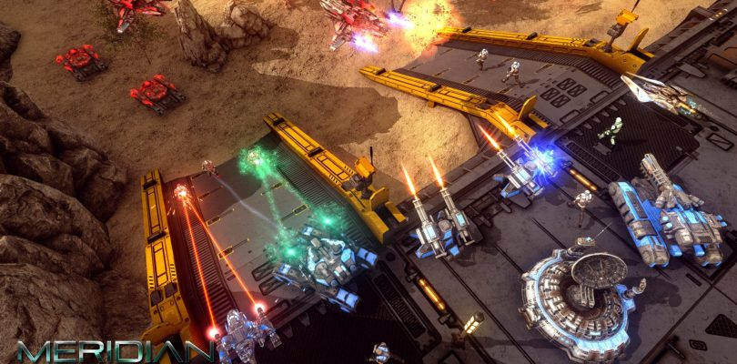 Meridian: Squad 22 – Teil 2 startet bald in den Early Access, Trailer