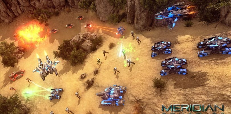 Meridian: Squad 22 startet in den Early-Access