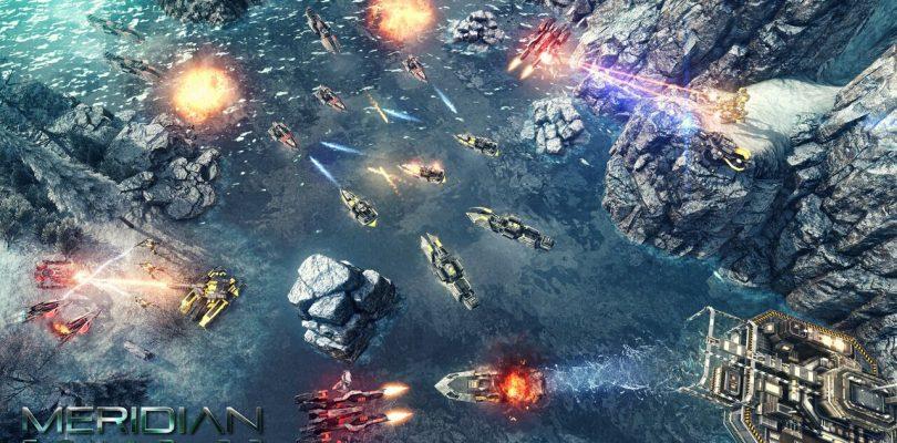 Meridian Squad 22 – Im Preview überzeugt das klassische RTS