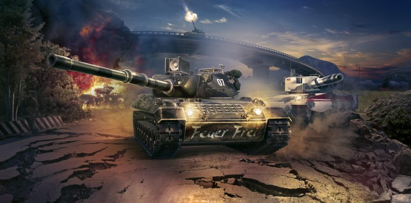 "Armored Warfare – Launch-Trailer zu den ""Global Operations"""