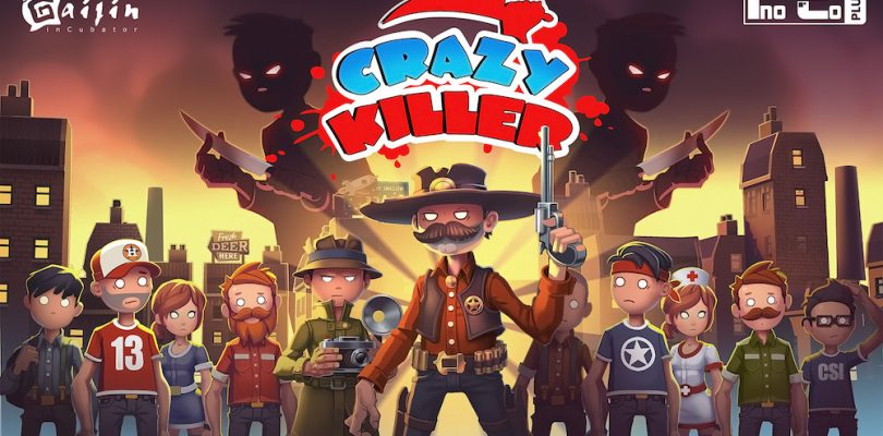 Crazy Killer – Trailer und Infos zur Early-Access-Version