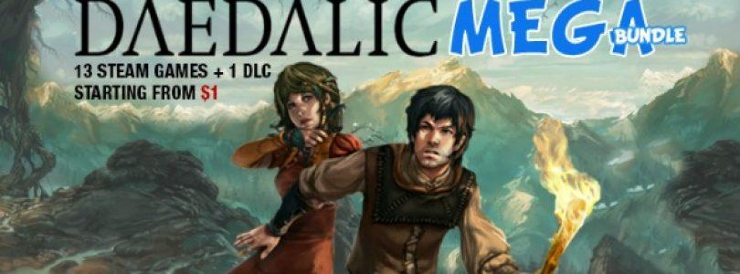 Daedalic Mega Bundle mit 13 Games via Indiegala