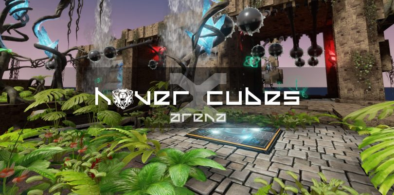 Hover Cubes: Arena – First-Person-Jump-n-Run startet bald in den Early Access