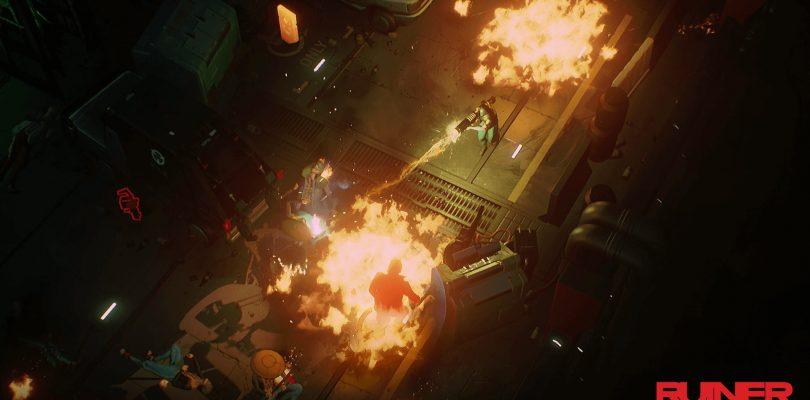 Ruiner – Neuer Gameplay-Trailer zeigt gleich vier Bosskämpfe