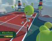 SelfieTennis – VR-Tennis via Steam für HTC Vive verfügbar