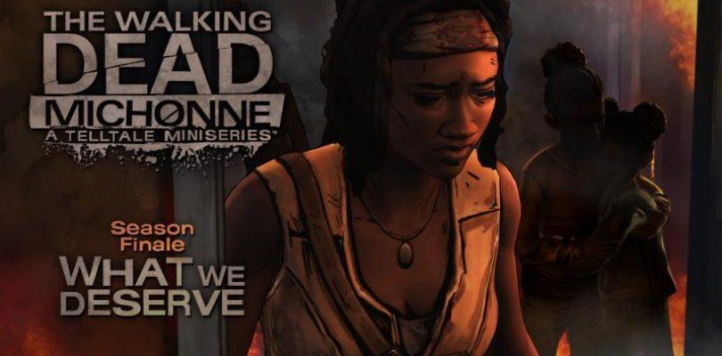TWD: Michonne – Episode 3 erscheint am 26. April