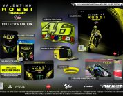 Valentino Rossi The Game – Fette Collectors Edition enthüllt