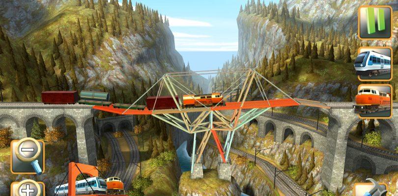 """Bridge Constructor – Das steckt im """"Trains"""" DLC"""