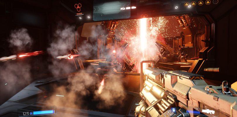 Doom – Patch bringt Deathmatch und private Spiele
