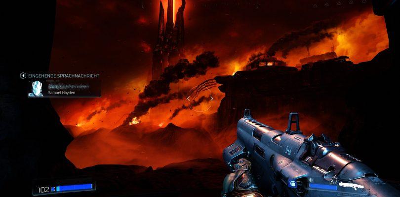 Doom – Gameplay-Video zum Vulkan-Support veröffentlicht