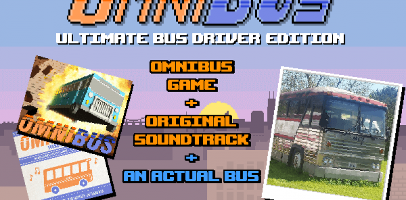Omnibus erscheint in drei verschiedenen Versionen