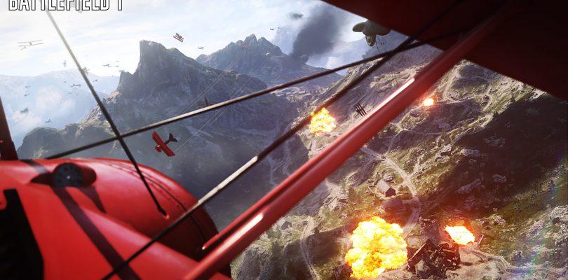 Battlefield 1 – Trailer zum FPS, Schauplatz Erster Weltkrieg