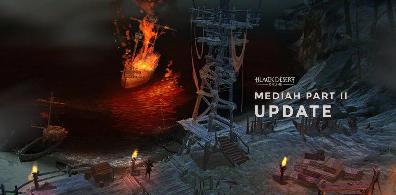 Black Desert Online – Mediah-Erweiterung bringt Piraten ins Spiel