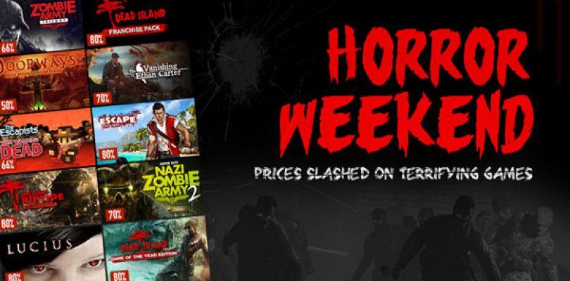 Bundlestars – Horror Weekend Sale gestartet