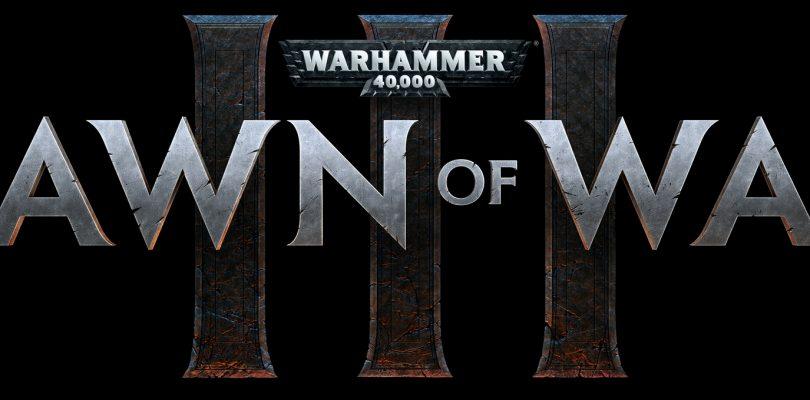Dawn of War 3 – Hier ist der Ankündigungs-Trailer