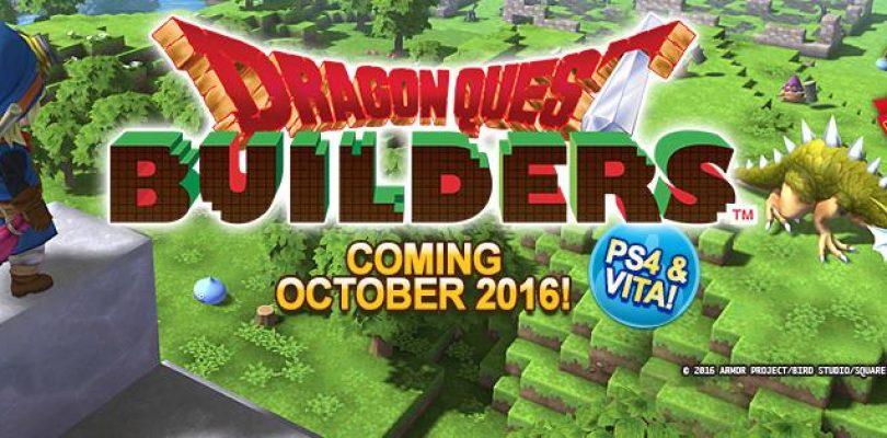 Dragon Quest Builders – Hier ist der Ankündigungstrailer