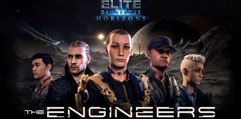 Elite Dangerous: Horizons – Launch-Trailer und Infos zur Engineers-Erweiterung