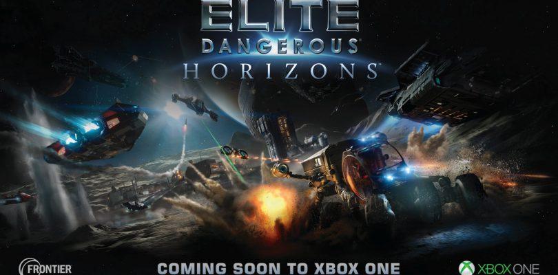 Elite Dangerous: Horizons ab 03. Juni für Xbox One verfügbar