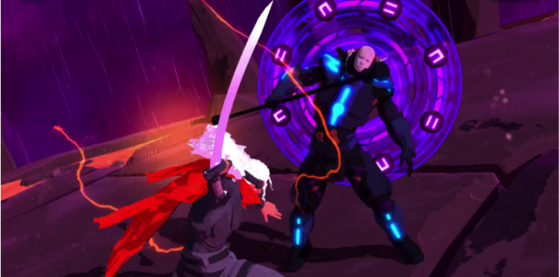 Furi – Gameplay-Video zur Arcade-Action