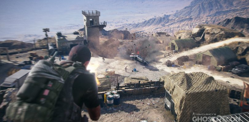 Ghost Recon Wildlands – Geiler Trailer zum Open-World-Shooter