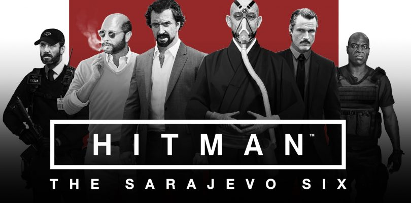 "Hitman – Trailer zu exklusiven Mission ""The Sarajevo Six"" für die PS4"
