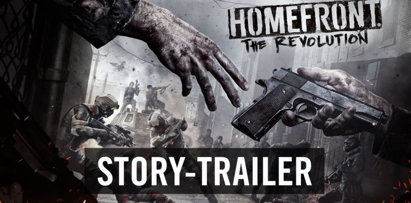 Homefront: The Revolution – Hier ist der Story-Trailer