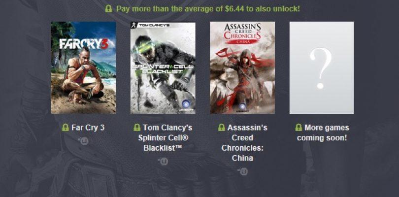Neues Humble Bundle von Ubisoft namens Encore