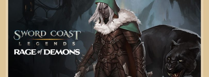 "Sword Coast Legends – Gratis-DLC ""Rage of Demons"" veröffentlicht"