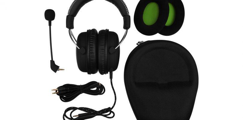 HyperX neues CloudX Gaming Headset für die Xbox One