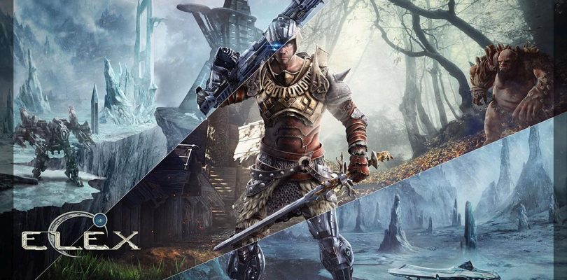 Elex – Gameplay-Video stellt die Fraktion der Kleriker vor