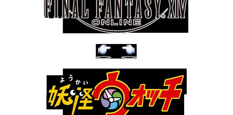 Final Fantasy XIV – Die Charaktere aus Yo Kai Watch feiern bald ihren Einstand