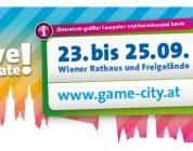 Game City 2016 – Die ersten offiziellen Infos zum 10-Jährigen Jubiläum