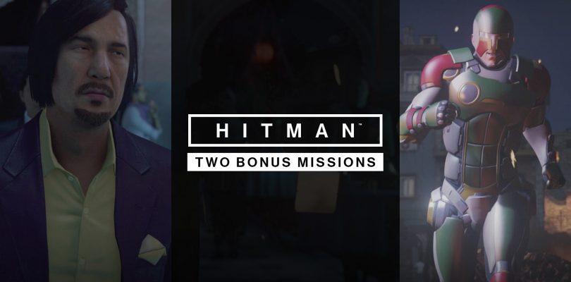 Hitman – Zwei gratis Missionen sind unterwegs zu euch