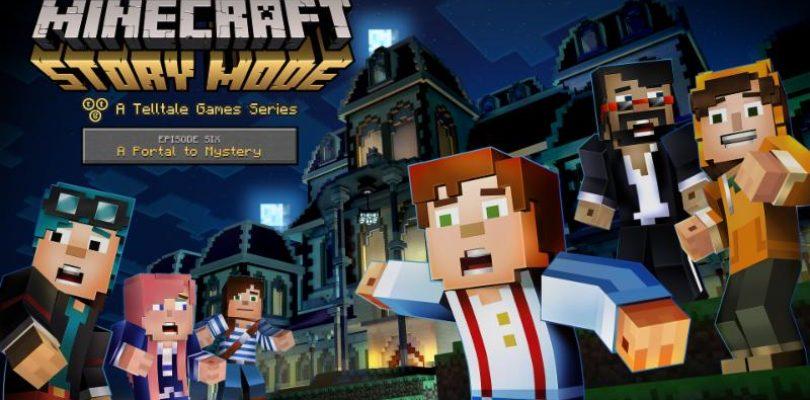 Minecraft Story Mode – Behind the Scenes Video veröffentlicht, Release bekannt