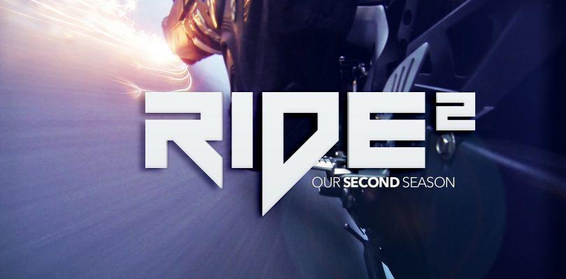 Ride 2 – Release-Datum und Vorbestellerboni bekannt gegeben