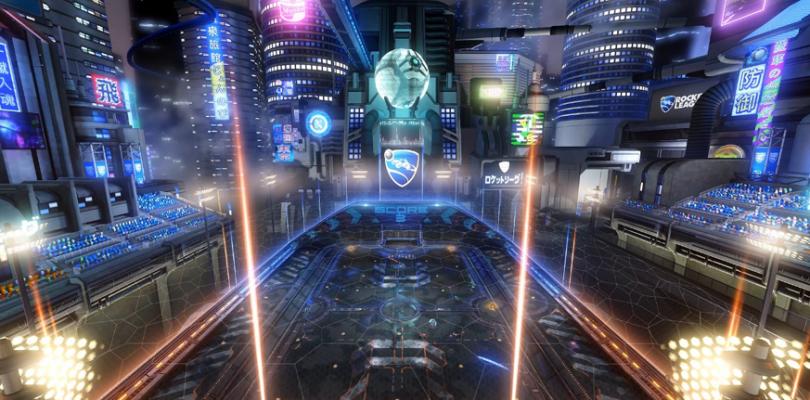"""Rocket League – Das steckt im großen Update """"Neo Tokyo"""""""