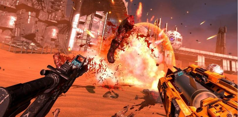 Serious Sam VR startet in den Early Access