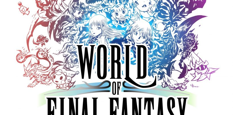 World of Final Fantasy – E3 2016 Trailer veröffentlicht