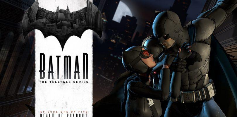Batman – Erster Trailer zum kommenden Telltale-Adventure veröffentlicht