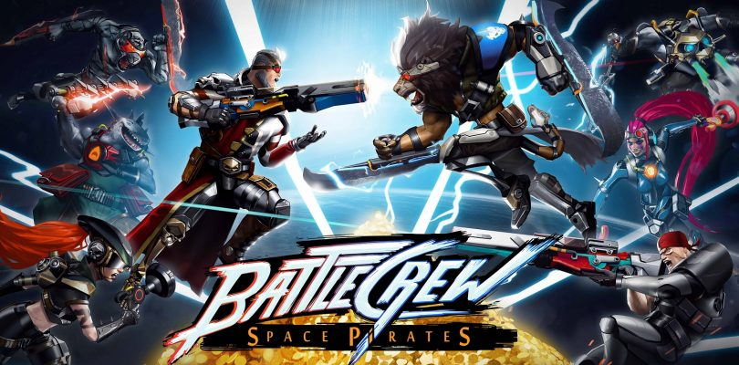 Battlecrew Space Pirates – Der Multiplayer-Shooter im Preview