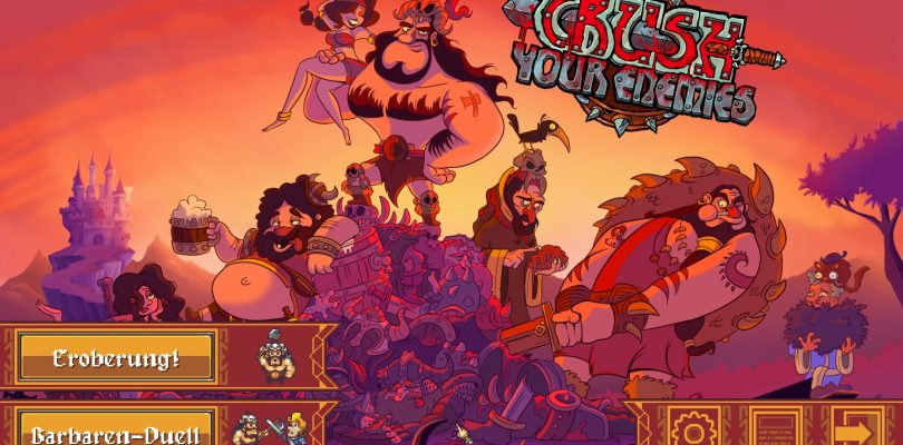 Crush Your Enemies – Das barbarische RTS im Test