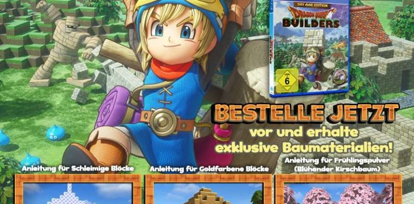 Dragon Quest Builders – Das steckt in der Day One Edition