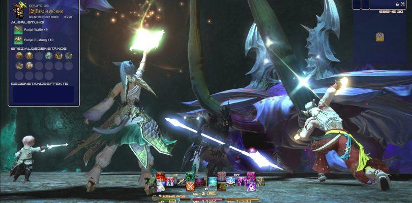 Final Fantasy XIV – Event und Video zum Geburtstag
