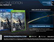 Final Fantasy XV – Hier ist der offizielle Packshot
