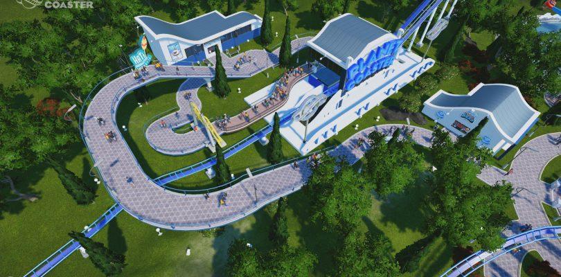 Planet Coaster – Anniversary-Update veröffentlicht