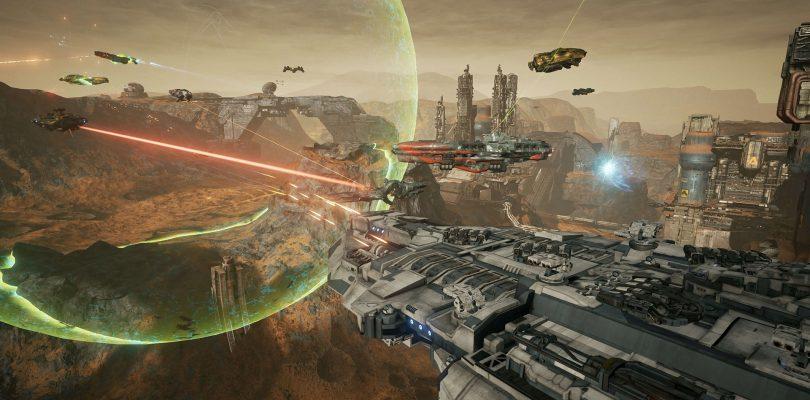 Dreadnought – Das ist der neue Spielmodus Onslaught