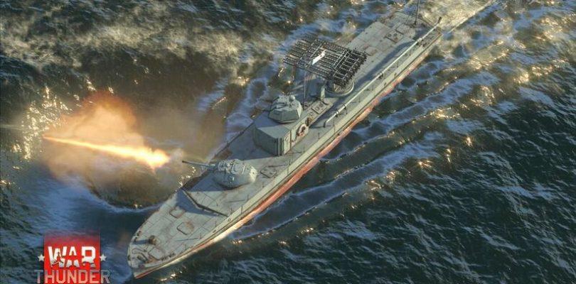 War Thunder – Infoladung und ein frischer Trailer zu den Seeschlachten