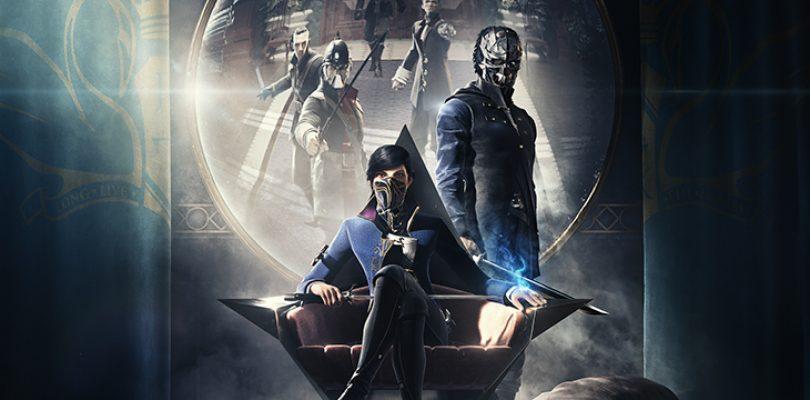 """Dishonored 2 – Corvo und Emily im Gameplay-Video """"Gewagte Flucht"""""""